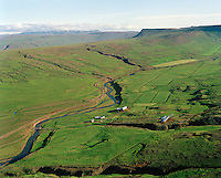 Fremri-Hlíð séð til suðurs, Vopnafjarðarhreppur / Fremri-Hlid viewing south, Vopnafjardarhreppur