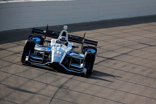 Verizon IndyCar Series<br /> Iowa Corn 300<br /> Iowa Speedway, Newton, IA USA<br /> Sunday 9 July 2017<br /> Max Chilton, Chip Ganassi Racing Teams Honda<br /> World Copyright: Phillip Abbott<br /> LAT Images<br /> ref: Digital Image abbott_iowa_0717_4543