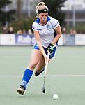 UTRECHT - Marieke van der Vis (Kampong) tijdens de hockey hoofdklasse competitiewedstrijd dames:  Kampong-Laren (2-2). COPYRIGHT KOEN SUYK
