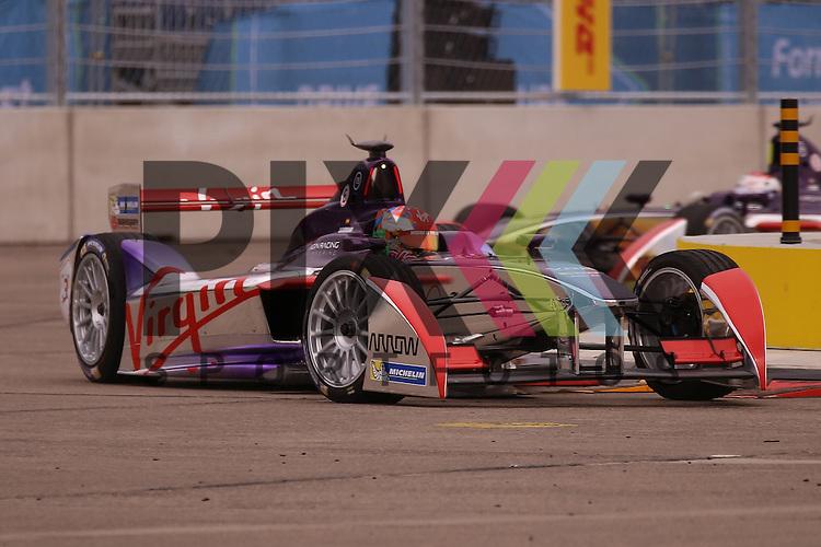 Berlin, 23.05.2015, Motorsport, FIA Formel E Championship, Formel E DHL Berlin ePrix, 8. Rennen : Jaime Alguersuari (Virgin Racing, #03)<br /> <br /> Foto &copy; P-I-X.org *** Foto ist honorarpflichtig! *** Auf Anfrage in hoeherer Qualitaet/Aufloesung. Belegexemplar erbeten. Veroeffentlichung ausschliesslich fuer journalistisch-publizistische Zwecke. For editorial use only.