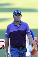 Padraig Harrington (IRL) at the 3rd green during Friday's Round 2 of the 2018 Turkish Airlines Open hosted by Regnum Carya Golf &amp; Spa Resort, Antalya, Turkey. 2nd November 2018.<br /> Picture: Eoin Clarke | Golffile<br /> <br /> <br /> All photos usage must carry mandatory copyright credit (&copy; Golffile | Eoin Clarke)