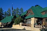 Bryce Lodge, Bryce Canyon National Park, UTAH