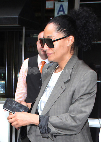 NEW YORK, NY - MAY 4: Tracee Ellis Ross seen in New York City on May 04, 2018. Credit: RW/MediaPunch