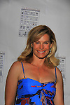 """Days of Our Lives Shannon Sturges """"Molly"""" and Port Charles and Passions came in from LA to this weekend event as her mom was a member of the Rehearsal Club and she wanted to meet friends of her moms back in the 70s  - On June 29, 2013 The Rehearsal Club celebrates 100 years with Cocktails, photos & Networking, Buffet Dinner, awards, presentations and entertainment at the Players Club, New York City, New York. (Photo by Sue Coflin/Max Photos)"""
