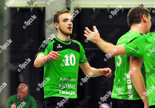 2014-11-29 / Volleybal / seizoen 2014-2015 / Mendo Booischot / Maarten Van Dyck<br /><br />Foto: mpics.be