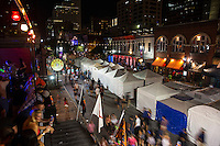 Sixth Street is a historic street and entertainment and bar district in Austin, Texas.