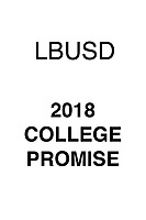 LBUSD 2018 College Promise