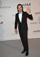 Actor Diego Luna at the amfAR Cinema Against AIDS Gala 2016 at the Hotel du Cap d'Antibes.<br /> May 19, 2016  Antibes, France<br /> Picture: Paul Smith / Featureflash