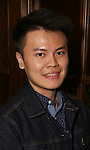Dennis Li attends the Drama League's directing fellows dinner at the Bond 45 on May 16, 2018 in New York City.