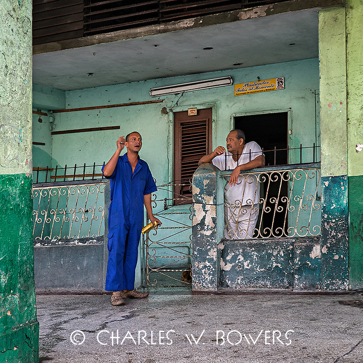 Faces Of Cuba -