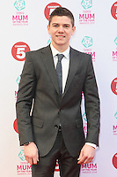 Luke Campbell arriving at the Tesco Mum Of The Year Awards 2014, at The Savoy, London. 23/02/2014 Picture by: Alexandra Glen / Featureflash