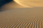 sand dunes in Mesquite Flats, Death Valley National Park, California