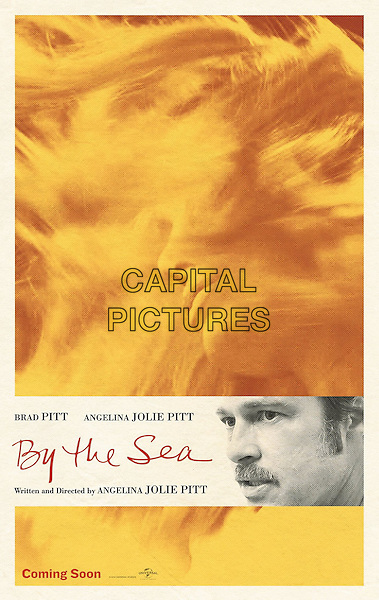 By the Sea (2015) <br /> POSTER ART<br /> *Filmstill - Editorial Use Only*<br /> CAP/KFS<br /> Image supplied by Capital Pictures