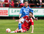 Aberdeen v St Johnstone Friendly 28.06.15