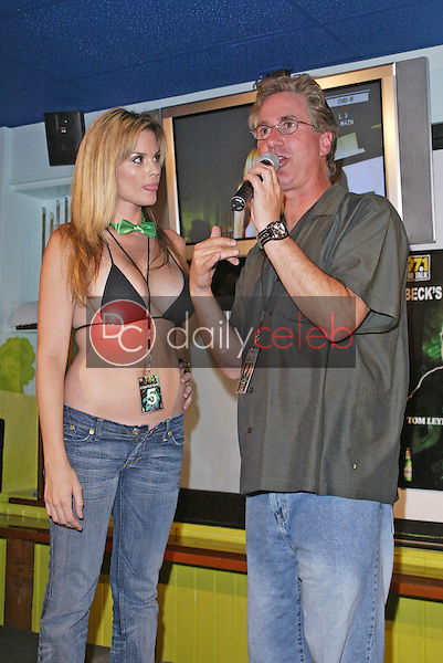 """Jack Silver<br /> at the Beck's Beer """"Perfect Pair"""" Contest, Big Wangs, Hollywood, CA 07-15-05<br /> Jason Kirk/DailyCeleb.com 818-249-4998"""