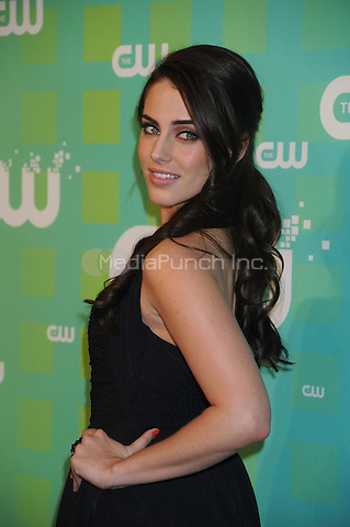 Jessica Lowndes at The CW Network's 2012 Upfront at New York City Center on May 17, 2012 in New York City. . Credit: Dennis Van Tine/MediaPunch