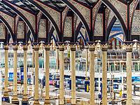 The view of Liverpool Street Station on Juanary 31, 2019, in London, UK. (Photo by Adamo Di Loreto/BuenaVista*photo)