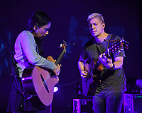 MIAMI BEACH, FL - NOVEMBER 25: Rodrigo y Gabriela perform at the Fillmore on November 25, 2017 in Miami Beach, Florida. Credit: mpi04/MediaPunch /NortePhoto NORTEPHOTOMEXICO
