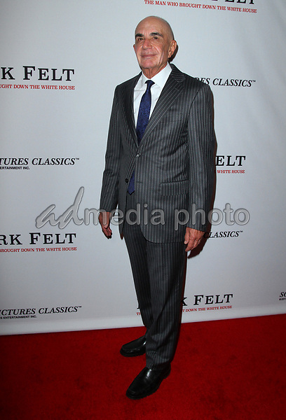 """26 September 2017 - Beverly Hills, California - Robert Shapiro. """"Mark Felt: The Man Who Brought Down The White House"""" Los Angeles Premiere held at the Writers Guild Theatre. Photo Credit: AdMedia"""