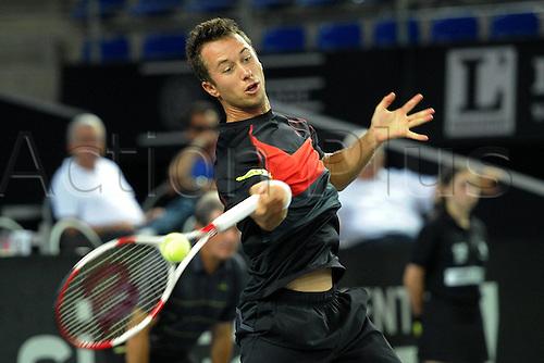 19.09.2014. Metz, France. ATP World Tour 250 series of Tennis.  QUarter-finals, Philipp Kohlschreiber (GER)