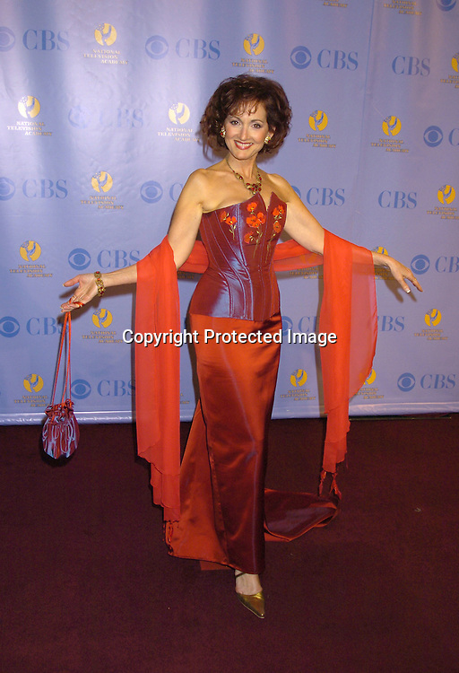 Robin Strasser..at The 32nd Annual Daytime Emmy Awards Press Room ..at Radio City Music Hall on May 20, 2005...Photo by Robin Platzer, Twin Images