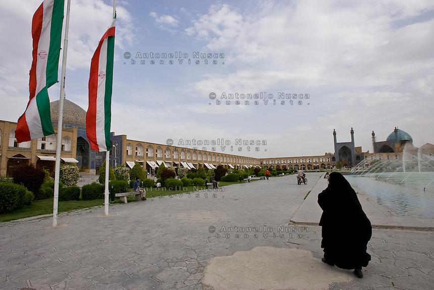 Normal life in Isfahan, Iran May 4,  2007.