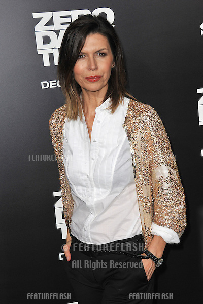 "Finola Hughes at the premiere of ""Zero Dark Thirty"" at the Dolby Theatre, Hollywood..December 10, 2012  Los Angeles, CA.Picture: Paul Smith / Featureflash"