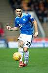 Motherwell v St Johnstone&hellip;20.10.18&hellip;   Fir Park    SPFL<br />Tony Watt<br />Picture by Graeme Hart. <br />Copyright Perthshire Picture Agency<br />Tel: 01738 623350  Mobile: 07990 594431