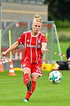 12.08.2017, Sportplatz, Hawangen, GER, FSP, Bayern M&uuml;nchen vs FC Z&uuml;rich Frauen, im Bild Leonie Maier (Muenchen #20)<br /> <br /> Foto &copy; nordphoto / Hafner