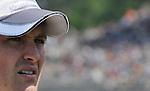 DTM-Auftakt 2009, 100. Rennen der Deutschen Tourenwagen Masters in Hockenheim<br /> <br /> Ralf Schumacher (D) Trilux AMG Mercedes Mercedes-Benz 2009, Portrait                                                                                            Foto &copy; nph (  nordphoto  )