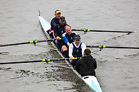 Crew: 69  Parr's Priory  B 4+<br /> <br /> Vet Fours Head 2019