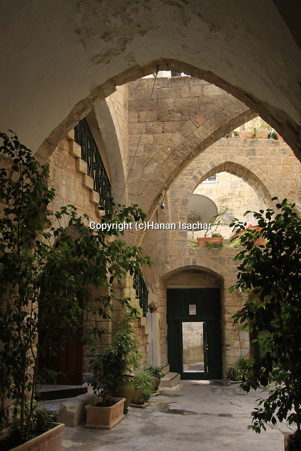 Israel, Lower Galilee, Nazareth, Fauzi Azar Inn