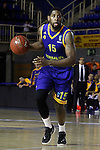 Herbalife Gran Canaria's Royce Kneale during Eurocup, Top 16, Round 2 match. January 10, 2017. (ALTERPHOTOS/Acero)