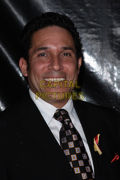 OSCAR NUNEZ.NBC Universal's 67th Annual Golden Globe After Party held at Beverly  Hilton, Beverly Hills, California, USA..January 17th 2010.globes headshot portrait tie.CAP/ADM/TC.©T.Conrad/Admedia/Capital Pictures