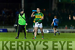 Shane Enright Kerry in action against  Dublin in the National League in Austin Stack park on Saturday night.