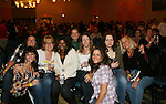 Fans - So Long Springfield celebrating 7 wonderful decades of Guiding Light Event (Saturday afternoon) come to see fans at the Hyatt Regency Pittsburgh International Airport, in Pittsburgh, PA. during the weekend of October 24 and 25, 2009. (Photo by Sue Coflin/Max Photos)