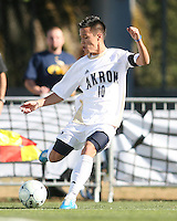 Anthony Ampaipaitakwong #10 of the University of Akron during the 2010 College Cup final against the University of Louisville at Harder Stadium, on December 12 2010, in Santa Barbara, California. Akron champions, 1-0.