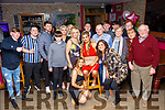 21st Birthday: Kelly Broderick, Liselton celebrating ger 21st birthday wit family & friends at Christy's Bar, Listowel on Saturday night last.