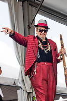 Dr. John at Jazz Fest 2009