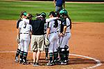DENTON TEXAS, March 24: University of North Texas Mean Green Softball v Louisiana Tech University at Lovelace Field in Denton on March 24, 2018 (Photo Rick Yeatts Photography/Colin Mitchell)