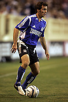 10 September 2005:  Brian Mullan of the Earthquakes in action against CD Chivas USA at Spartan Stadium in San Jose, California.    San Jose Earthquakes defeated CD Chivas USA, 3-0.