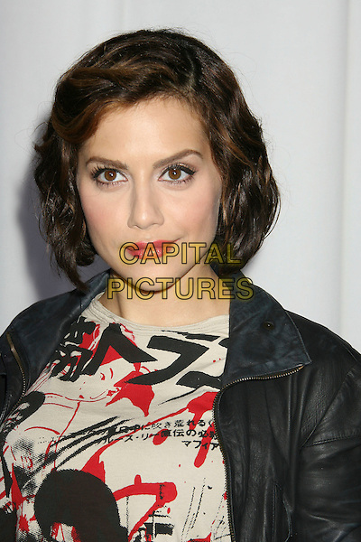 BRITTANY MURPH.9th Annual Motorola in Hollywood Party at The Lot, West Hollywood, California, USA, 8 November 2007..portrait headshot Britney.CAP/ADM/RE.©Russ Elliot/AdMedia/Capital Pictures.