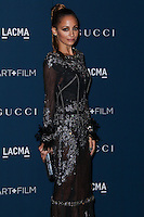 LOS ANGELES, CA - NOVEMBER 02: Nicole Richie at LACMA 2013 Art + Film Gala held at LACMA on November 2, 2013 in Los Angeles, California. (Photo by Xavier Collin/Celebrity Monitor)