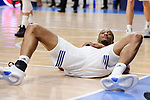 Real Madrid's Anthony Randolph during quarter final of Turkish Airlines Euroleague match between Real Madrid and Darussafaka Dogus at Wizink Center in Madrid, April 20, 2017. Spain.<br /> (ALTERPHOTOS/BorjaB.Hojas)