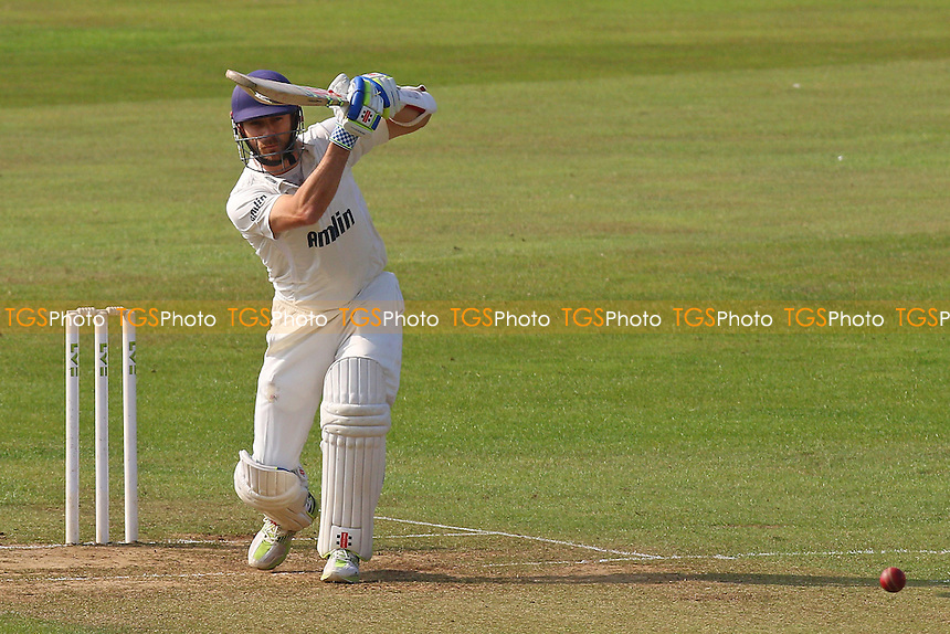 James Foster drives four runs for Essex CCC