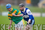 St Brendans v Kilmoyley in their County U/21 Final in Austin Stack Park on Saturday..