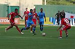 Jaguares de Córdoba venció 1-0 a Fortaleza en Montería. Fecha 1 Liga Águila II-2016.