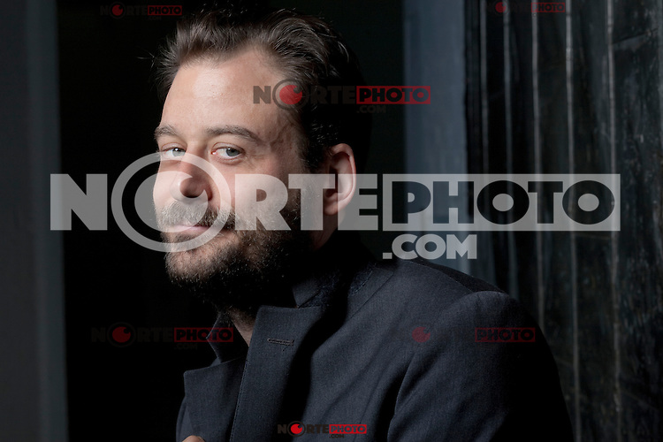 """April 23, 2012 : """"Once In A Lullaby"""" director Jonathan Kalafer photographed during the 2012 Tribeca Film Festival in New York City. ©Derek Reed/MediaPunch Inc. ***PREMIUM RATES ONLY***"""