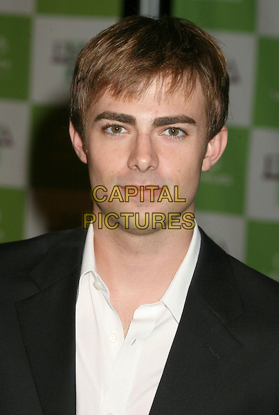 JONATHAN BENNETT.16th Annual Environmental Media Awards at the Ebell Club of Los Angeles,  Los Angeles, California, USA,.08 November 2006..portrait headshot.CAP/ADM/BP.©Byron Purvis/AdMedia/Capital Pictures. *** Local Caption *** .