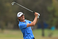 Jesper Sandborg (SWE) on the 11th fairway during Round 2 of the Australian PGA Championship at  RACV Royal Pines Resort, Gold Coast, Queensland, Australia. 20/12/2019.<br /> Picture Thos Caffrey / Golffile.ie<br /> <br /> All photo usage must carry mandatory copyright credit (© Golffile | Thos Caffrey)